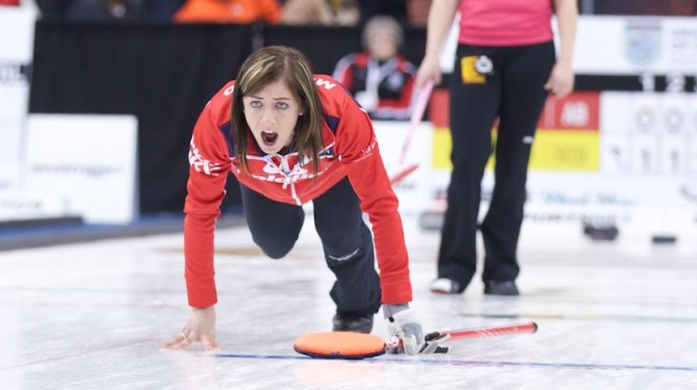 Eve Muirhead (photo: Anil Mungal/Grand Slam of Curling)