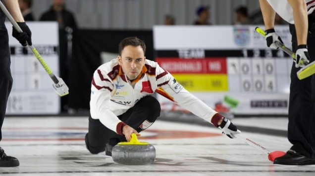 David Murdoch (Photo: Anil Mungal/Grand Slam of Curling)