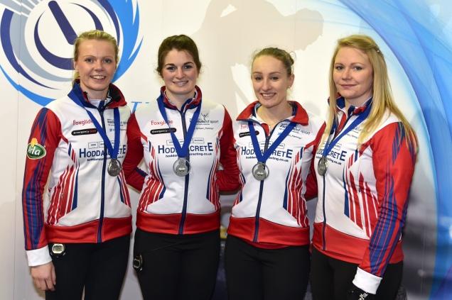 Scottish Curling Championships Ladies Final 25.02.17