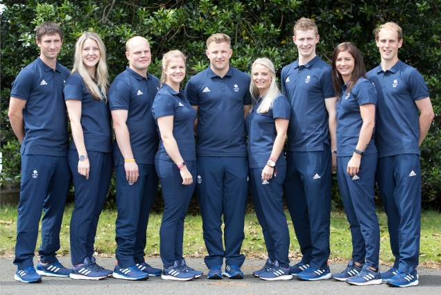 Olympic Curling Teams - Perthshire Picture Agency - Graeme Hart