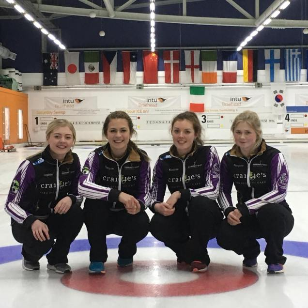 Jackson braehead junior international