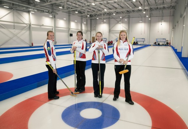 Team Fleming_British Curling,Graeme Hart